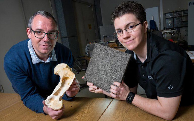 تاسیس استارتآپی برای تجاریسازی استخوان مصنوعی حاوی نانوپوشش