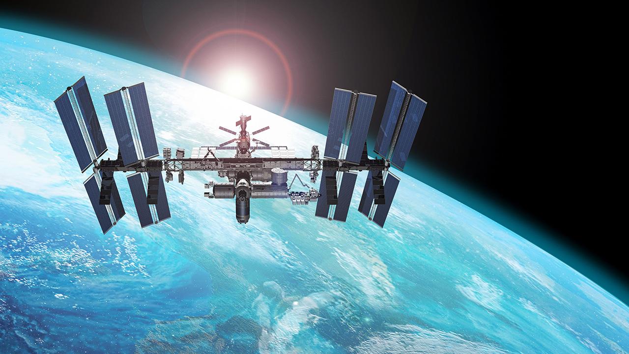تولید پیکوذرات در ایستگاه فضایی بینالمللی