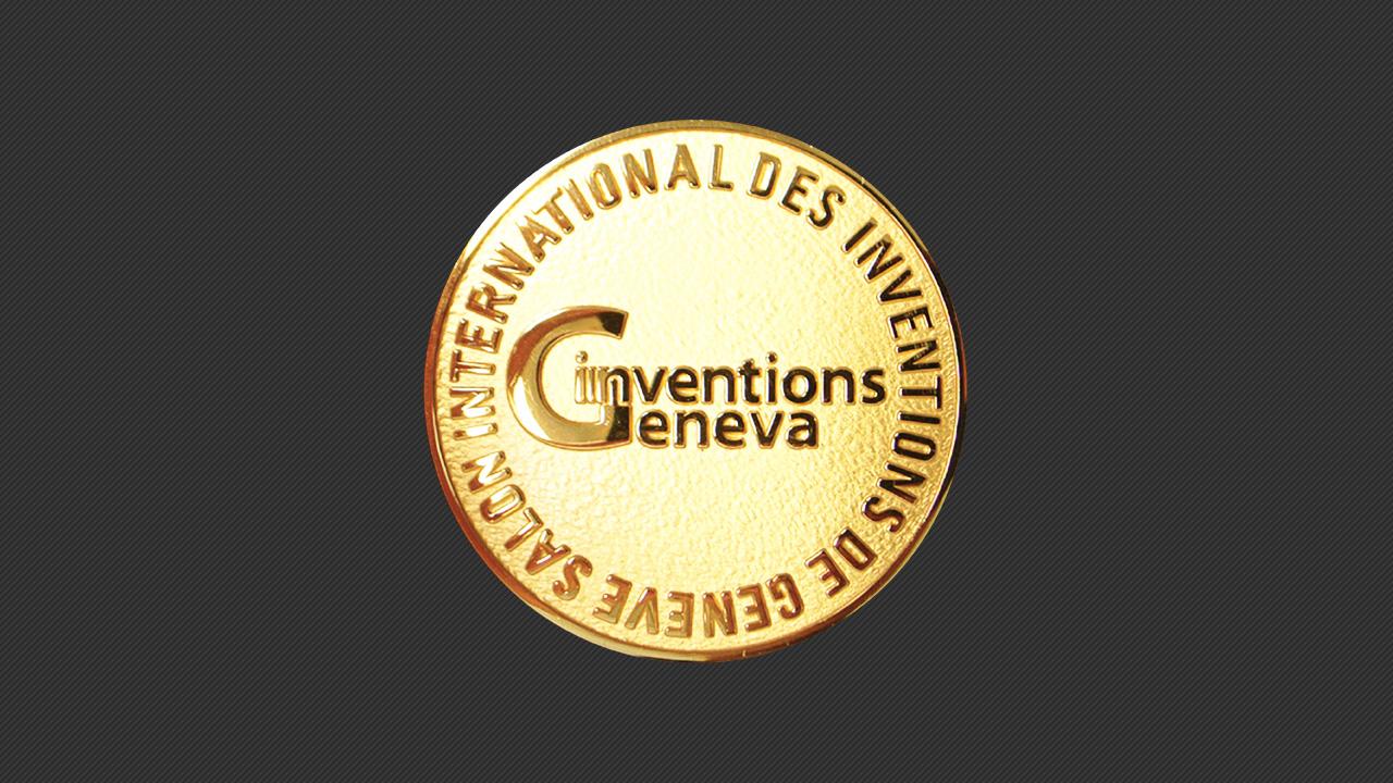 کسب مدال طلا جشنواره اختراعات ژنو توسط برگزیده المپیاد دانشآموزینانو