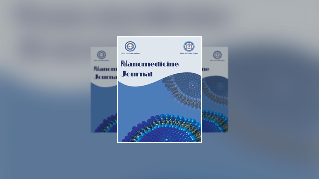 شماره بهار مجله Journal Nanomedicine دانشگاه علوم پزشکی مشهد منتشر شد