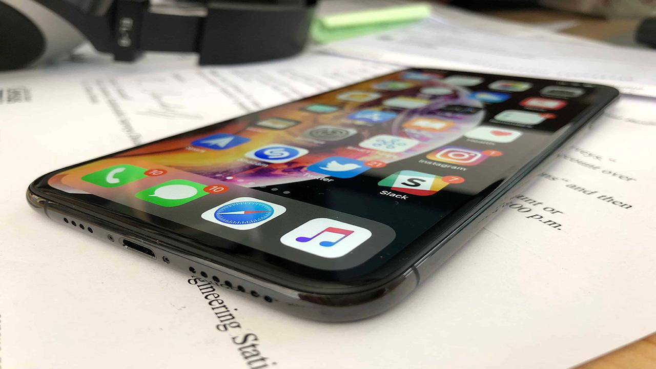 ثبت پتنت نانوپوشش محافظ ضدخش توسط اپل