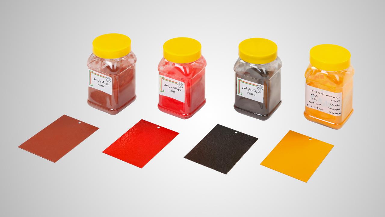 رنگهای نانویی جایگزین رنگهای صنعتی رایج خواهند شد