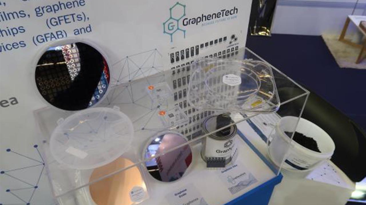 معرفی محصولات گرافنی در کنگره جهانی تلفن همراه