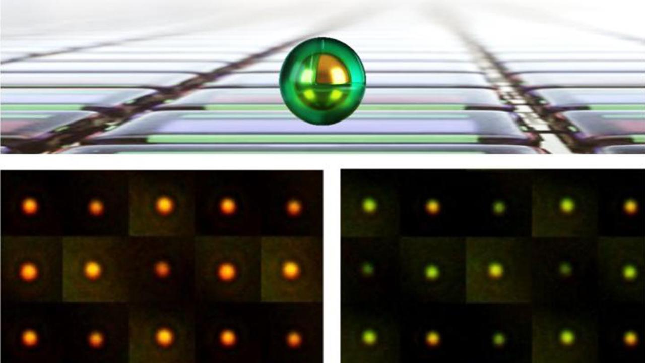 مزیت نانوپیکسل برای ساخت نمایشگرهای بزرگ
