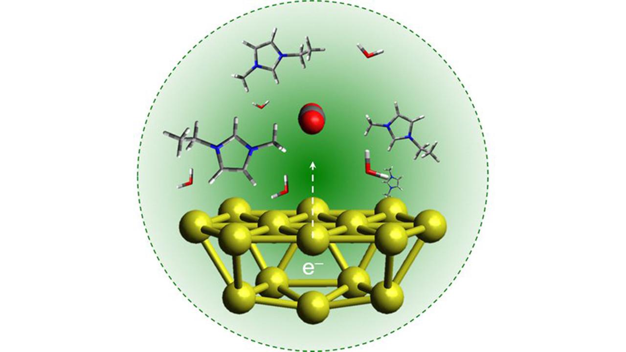 نانوذرات طلا، جایگزین کلروفیل در فرآیند فتوسنتز مصنوعی