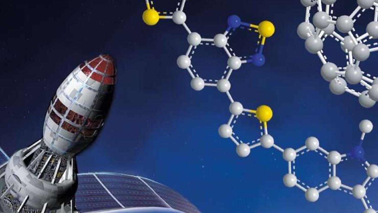فولرین به دوام پیلخورشیدی در مدار زمین کمک میکند