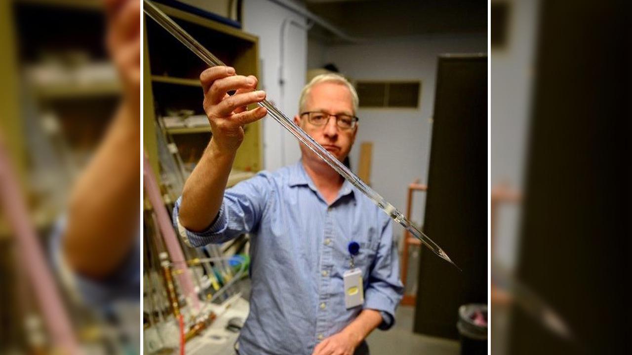 نانوذرات به ساخت لیزرهای ایمن و کارا کمک میکنند