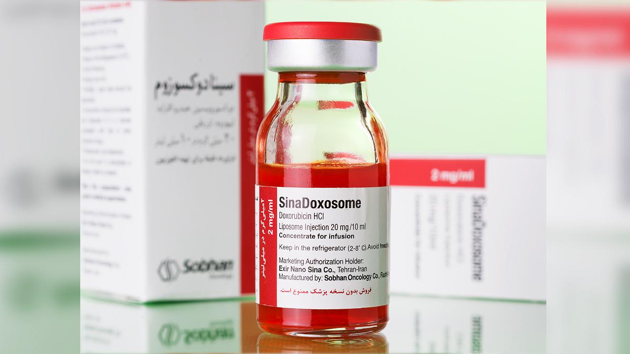 صادرات نانوداروی ضدسرطان ایرانی به سوریه