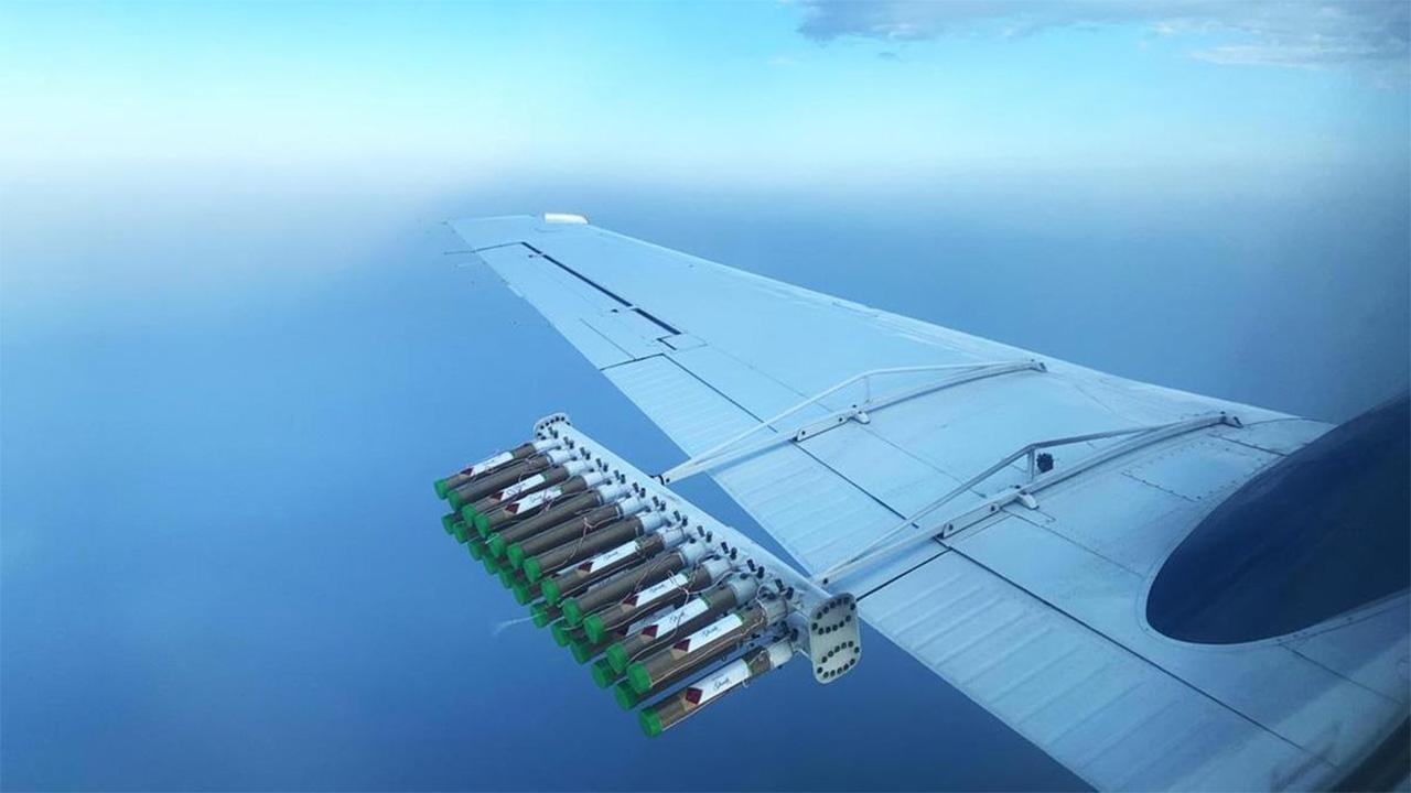 امارات از فناورینانو برای بارور کردن ابرها استفاده کرد