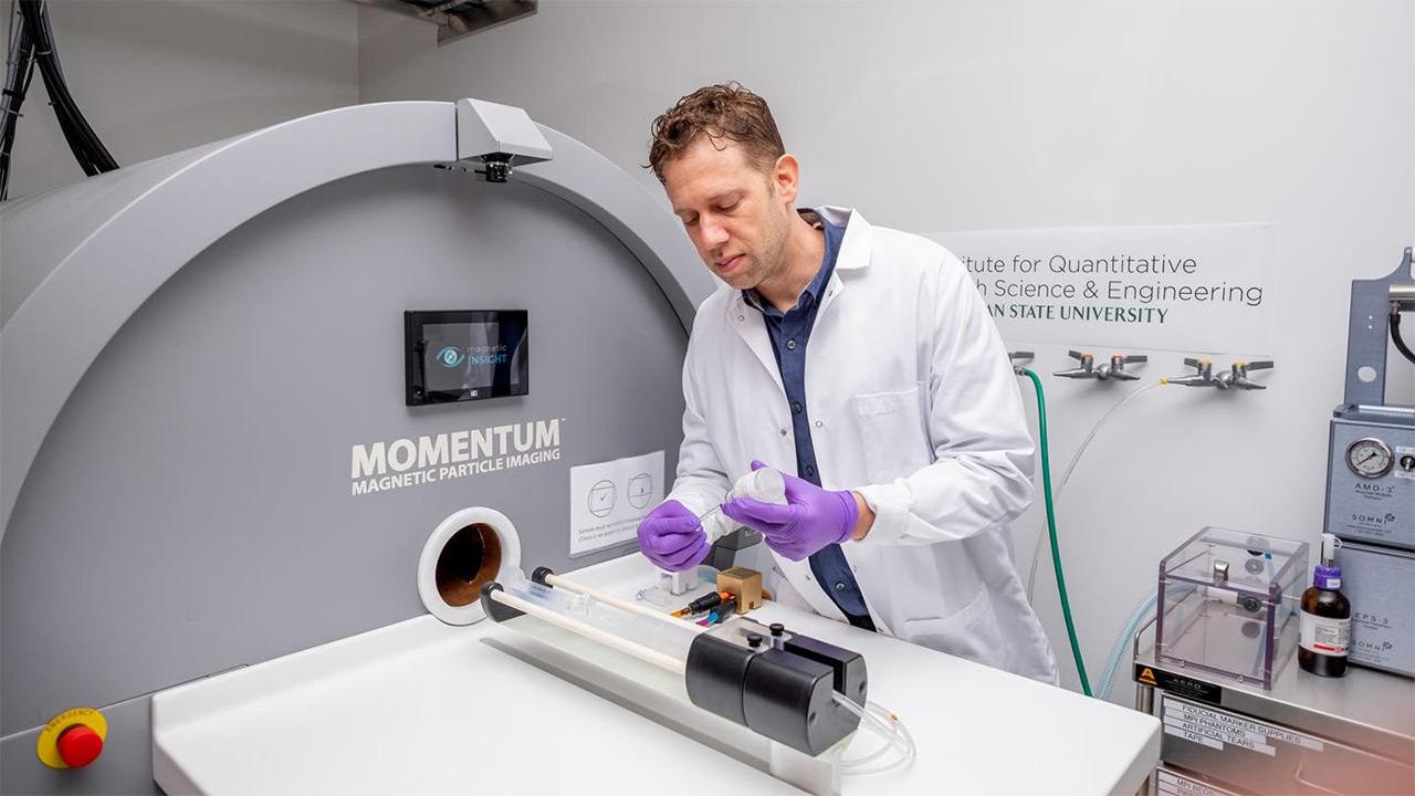 نانوذرات آهن دارای پوشش پلیمری در خدمت شیمیدرمانی