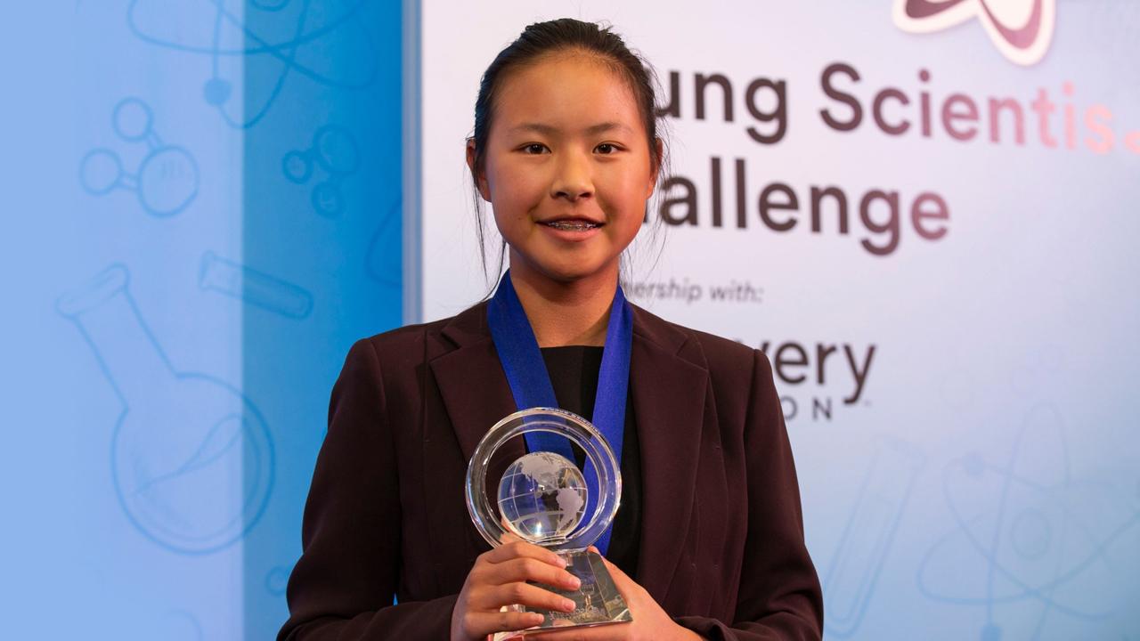 بانداژ نانویی، رتبه اول رقابت Young Scientist 3M