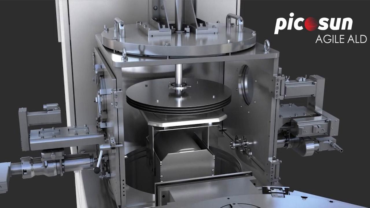 توسعه مواد زیستسازگار در ایمپلنتهای پزشکی با فناوری ALD