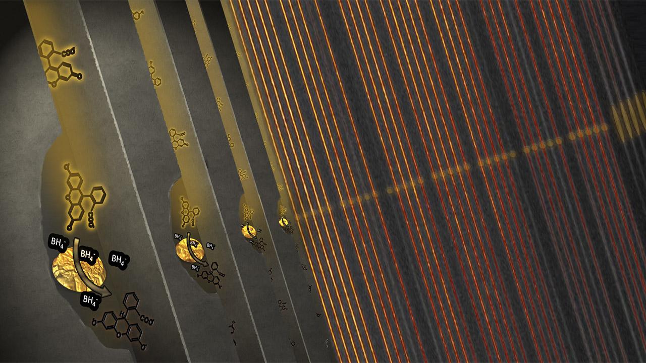 تولید نانوراکتوری برای رصد فعالیت نانوذرات در کاتالیستها