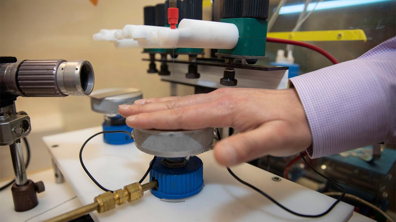 بهبود ترکیب آب و صابون با فناورینانو