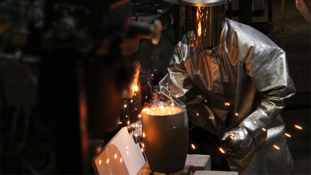 راهاندازی راکتور تولید نانوساختار سیلیکونی برای تامین نیاز صنعت باتری