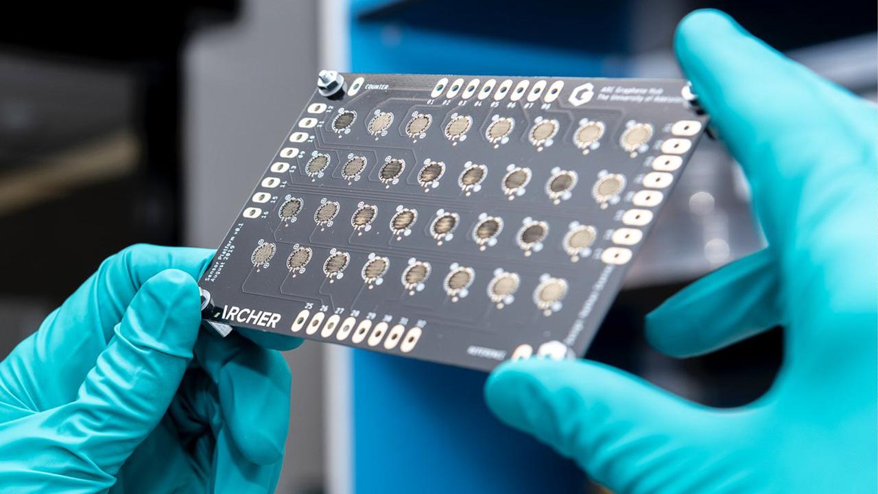 حفاظت از فناوری نانوزیست حسگر با ثبت پتنت بینالمللی