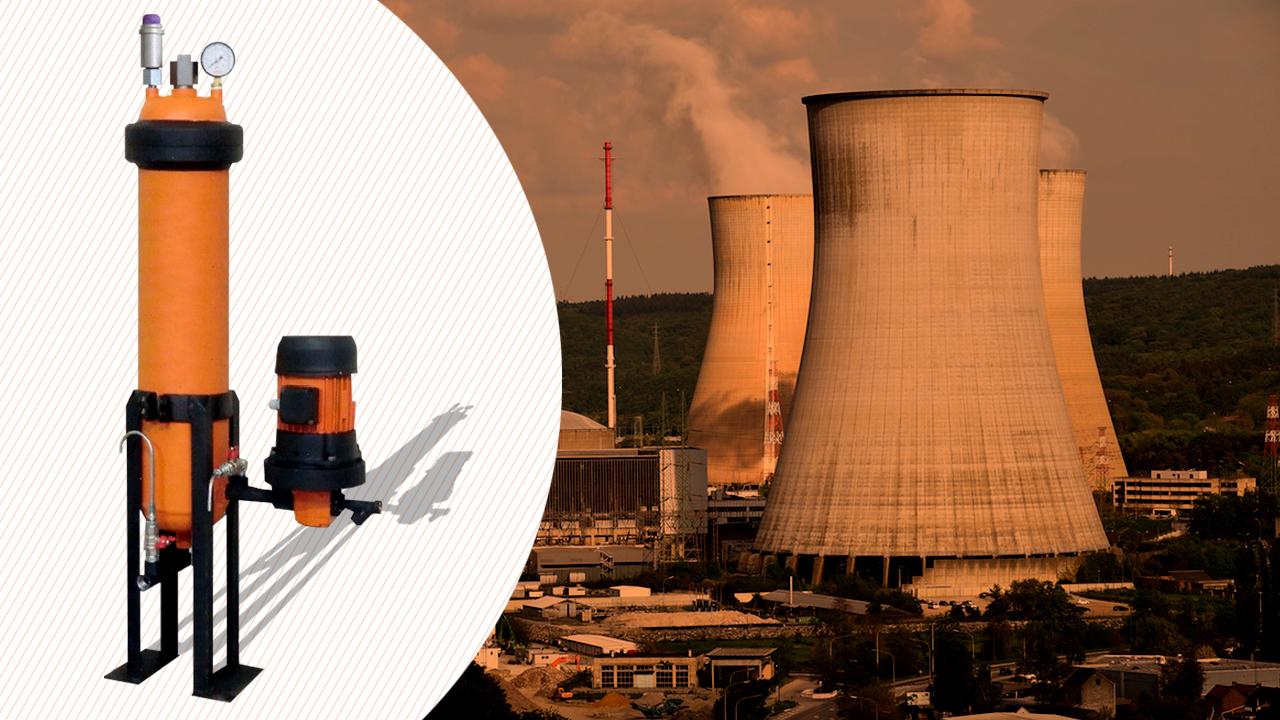 فیلترهای روغن مبتنی بر فناورینانو کارایی نیروگاههای برق کشور را افزایش میدهد