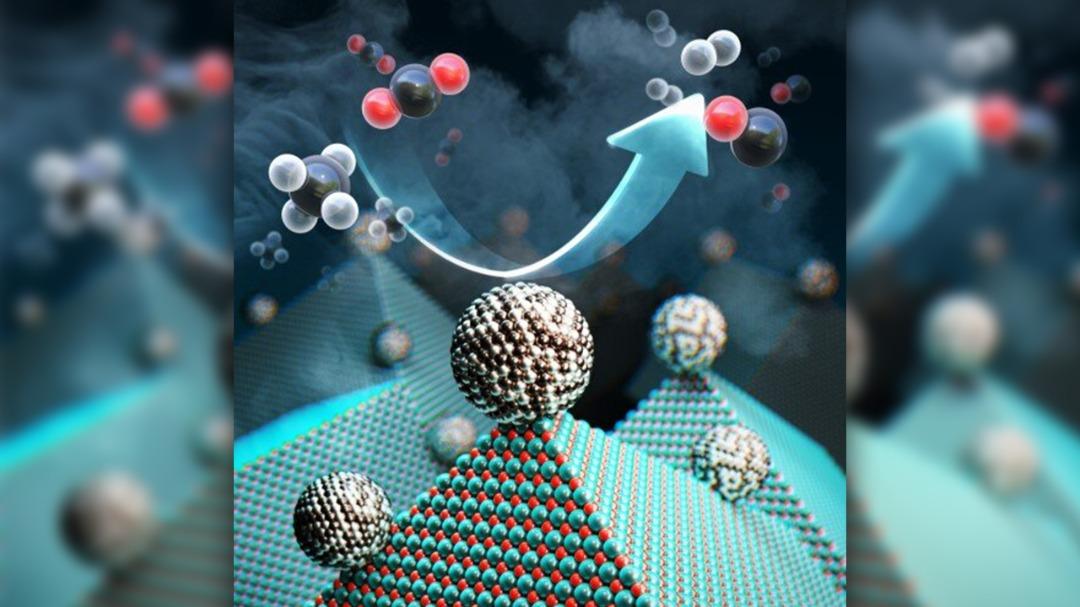 تولید ارزان قیمت نانوکاتالیستی برای تجزیه گازهای گلخانهای