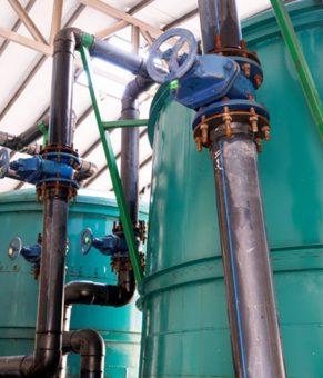 افزایش کیفیت آب آشامیدنی در کرمان با استفاده از فناورینانو