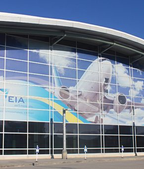 استفاده آزمایشی از کیت تشخیص کرونا در فرودگاه ادمونتون کانادا