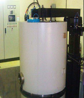 عرضه دستگاهی برای پوششدهی TiN بر روی فولاد به روش PACVD