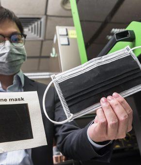 تولید ماسک گرافنی که ویروس کرونا را در ده دقیقه از بین میبرد