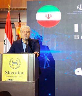 ایران بهدنبال ایجاد دیپلماسی فناوری است/ مرکز فناوری و نوآوری ایران در سوریه افتتاح میشود