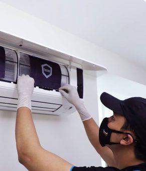 تبدیل کولر گازی معمولی به دستگاه تصفیه هوا