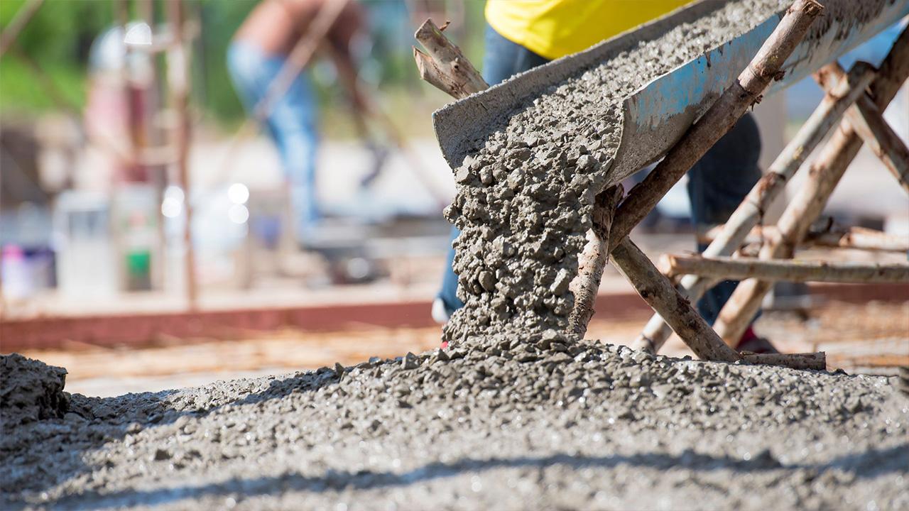 استفاده از بتن تقویت شده با فناورینانو در ساخت ساختمان مسکونی
