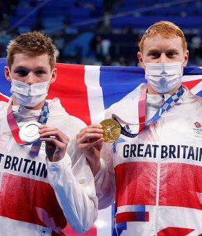 در المپیک توکیو لباسهای نانویی بر تن ورزشکاران بریتانیایی بود